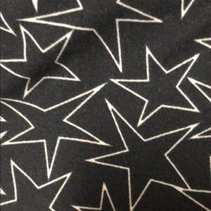 LuLaRoe Pants - Lularoe TC leggings with Stars & classic tee 2XL